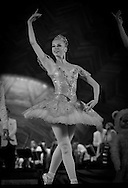 Boston Ballet's Whitney Jensen performs with the Boston Landmarks Orchestra at the Hatch shell. 31st of August 2011