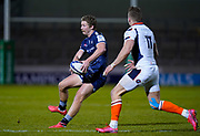 Sale Sharks fly-half Rob Du Preez during the European Champions Cup match Sale Sharks -V- Edinburgh Rugby at The AJ Bell Stadium, Greater Manchester,England United Kingdom, Saturday, December 19, 2020. (Steve Flynn/Image of Sport)