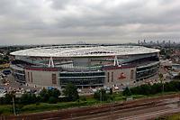 Photo: Daniel Hambury.<br /> Emirates Stadium. 14/06/2006.<br /> The Emirates Stadium, the new home to Arsenal FC.