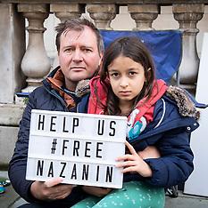 Richard Ratcliffe hunger strike 26th October 2021