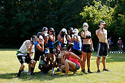 Shadow Drum and Bugle Corps practices in Michigan City, Indiana on August 7, 2017. <br /> <br /> Beth Skogen Photography - www.bethskogen.com