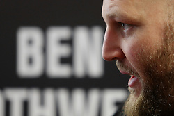 07.04.2016, Zagreb, CRO, UFC Fight Night, Pressekonferenz, im Bild Ben Rothwell, // Fighters during the press conference before UFC Fight Night at Zagreb, Croatia on 2016/04/07. EXPA Pictures © 2016, PhotoCredit: EXPA/ Pixsell/ Dalibor Urukalovic<br /> <br /> *****ATTENTION - for AUT, SLO, SUI, SWE, ITA, FRA only*****