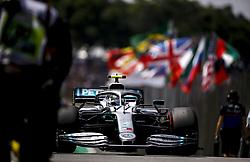 November 17, 2019, Sao Paulo, Brazil: Motorsports: FIA Formula One World Championship 2019, Grand Prix of Brazil, . #77 Valtteri Bottas (FIN, Mercedes AMG Petronas Motorsport) (Credit Image: © Hoch Zwei via ZUMA Wire)