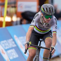 22-08-2020: Wielrennen: NK vrouwen: Drijber<br /> Annemiek Van Vleuten (Netherlands / Team Mitchelton Scott)