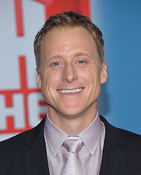 November 5, 2018 - Hollywood, California, U.S. - Alan Tudyk arrives for the 'Ralph Breaks the Internet' World Premiere at the El Capitan theater. (Credit Image: © Lisa O'Connor/ZUMA Wire)