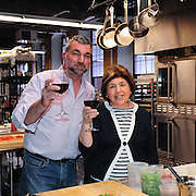 Vintage And Vine Committee Tasting at White Apron