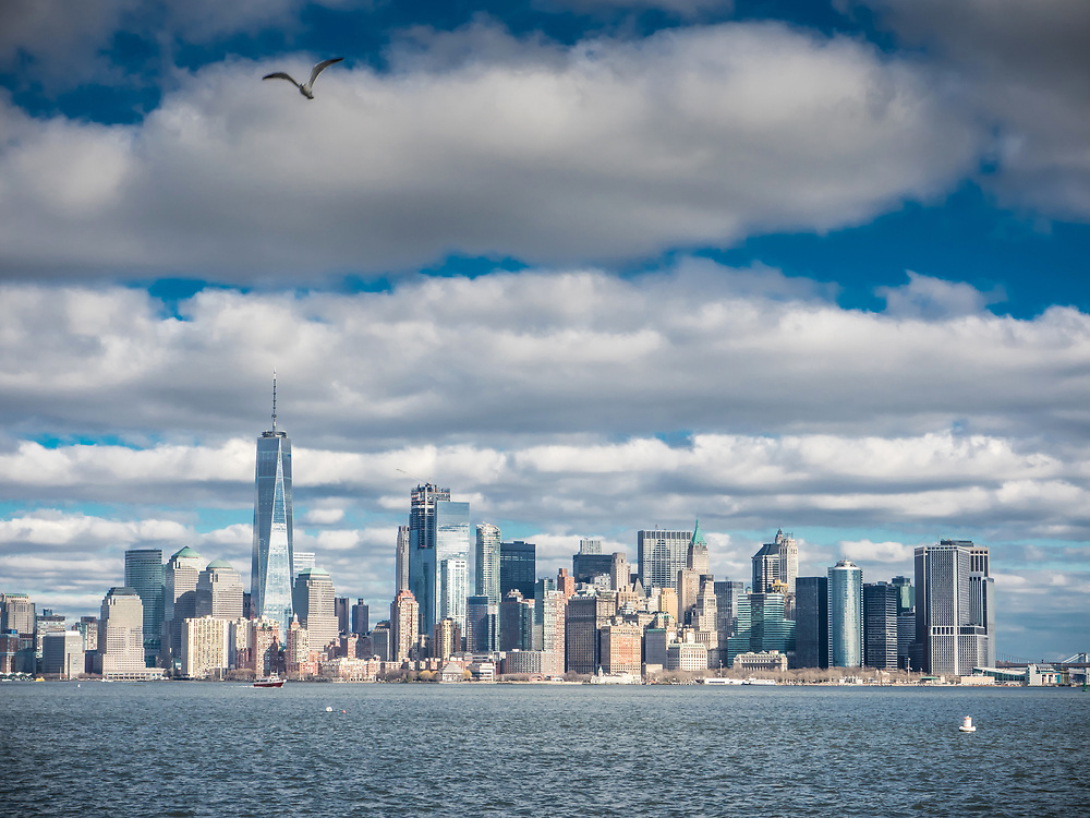 Freedom Tower, Low Manhattan, NYC