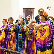South African Gospel choir