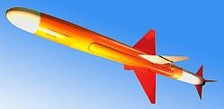 xaam-N-3 Sparrow 11 air to air missle