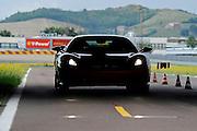 © Ferrari / LaPresse / Filippo Alfero<br /> Fiorano (MO), 14/07/2008<br /> motori<br /> Corso Pilota Shell