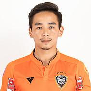 THAILAND - JUNE 25: Chanatphon Sikkhamondol #22 of Nakhonratchasrima Mazda FC on June 25, 2019.<br /> .<br /> .<br /> .<br /> (Photo by: Naratip Golf Srisupab/SEALs Sports Images/MB Media Solutions)