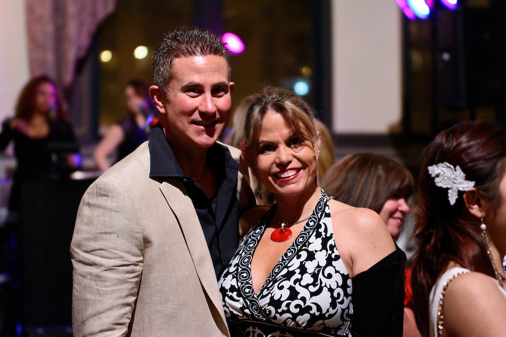 cleverbridge, Inc. hosts Cleverpalooza Havana Nights, a Cuban-themed event with music, drink, raffles and dance at Germania Club in Chicago on Saturday, February 21st. The annual charitable event benefits Chicago's Lurie Children's Hospital. © 2015 Brian J. Morowczynski ViaPhotos