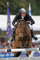 Greeve Michael - Ubalia<br /> World Championship Young Horses Lanaken 2008<br /> Photo Copyright Hippo Foto
