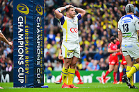 Deception Benjamin KAYSER - 02.05.2015 - Clermont / Toulon - Finale European Champions Cup -Twickenham<br />Photo : Dave Winter / Icon Sport