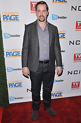 Sean Murray arrives at the TV Guide Magazine and CBS Celebrate Mark Harmon Cover & 15 Seasons Of NCIS held at the River Rock at Sportsmen's Lodge in Studio City, CA on Monday, November 6, 2017. (Photo By Sthanlee B. Mirador/Sipa USA)