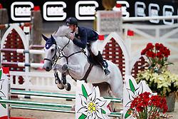 Bruggink Gert Jan, (NED), Connelly<br /> MEVISTO Amadeus Horse Indoor Salzburg<br /> © Hippo Foto - Stefan Lafrentz<br /> 11-12-2016