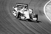 Josef Newgarden, #67, exits turn 6 during the GoPro Indy Grand Prix of Sonoma at Infineon Raceway in Sonoma, Calif., on Aug. 26, 2012.  Photo by Stan Olszewski/SOSKIphoto.
