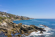 Laguna Beach Coast Looking South