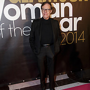 NLD/Amsterdam/20141215- Glamour Woman of the Year 2014, frans Molenaar