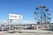 Balboa Island Ferry and Ferris Wheel
