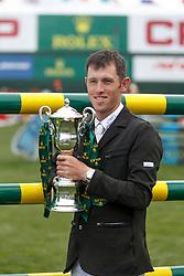 Brash Scott, (GBR) winner of the CP International Grand Prix presented by Rolex<br /> Spruce Meadows Masters - Calgary 2015<br /> © Hippo Foto - Dirk Caremans<br /> 13/09/15