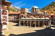 Largest bulgarian monastery