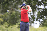 Edward Egan (Mount Temple) during the second round at the Connacht Mid Amateur Open, Roscommon Golf Club, Roscommon, Roscommon, Ireland. 17/08/2019.<br /> Picture Fran Caffrey / Golffile.ie<br /> <br /> All photo usage must carry mandatory copyright credit (© Golffile   Fran Caffrey)