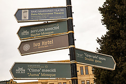 Local Interest Sites Sign