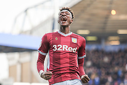 March 10, 2019 - Birmingham, England, United Kingdom - Tammy Abraham of Aston Villa celebrates atter the final whistle during the Sky Bet Championship match between Birmingham City and Aston Villa at St Andrews, Birmingham on Sunday 10th March 2019. (Credit Image: © Mi News/NurPhoto via ZUMA Press)