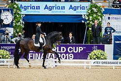 Barbancon Mestre Morgan, ESP, Sir Donnerhall II Old<br /> LONGINES FEI World Cup™ Finals Gothenburg 2019<br /> © Hippo Foto - Dirk Caremans<br /> 06/04/2019