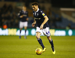 February 12, 2019 - London, England, United Kingdom - Ben Marshall of Millwall.during Sky Bet Championship match between Millwall and Sheffield Wednesday at The Den Ground, London on 12 Feb 2019. (Credit Image: © Action Foto Sport/NurPhoto via ZUMA Press)