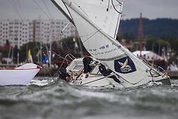 World Match Racing Tour - Energa Sopot Match Race || 2015-07-30,  Sopot, Poland || © Copyright 2015 || Robert Hajduk - WMRT || All Rights Reserved ||