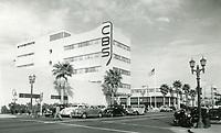 1943 CBS Radio on Sunset Blvd.