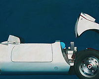 If you want to give your interior an extra stylish detail, this painting of an old racing car, Porsche 550-A Spyder from 1956, is perfect. –<br /> <br /> <br /> BUY THIS PRINT AT<br /> <br /> FINE ART AMERICA<br /> ENGLISH<br /> https://janke.pixels.com/featured/porsche-550-a-spyder-1956-jan-keteleer.html<br /> <br /> WADM / OH MY PRINTS<br /> DUTCH / FRENCH / GERMAN<br /> https://www.werkaandemuur.nl/nl/shopwerk/Porsche-550-A-Spyder-1956/528899/132
