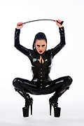 "Mistress Absolute is an old fashioned dominatrix:her clients pay her in order to do her cleaning. ""You get people now who say they dominate when they just act a bit mean to a person. And it'll end with sex. I don't have sex with my clients. None of my submissives sees me naked.""<br /> mistressabsolute@fetishist.com"
