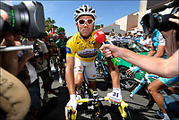 Sykkel<br /> Tour de France 2011<br /> Foto: PhotoNews/Digitalsport<br /> NORWAY ONLY<br /> <br /> 04.07.2011<br /> <br /> 3rd stage / Olonne-sur-mer - Redon<br /> <br /> HUSHOVD Thor (TEAM GARMIN - CERVELO - NOR)