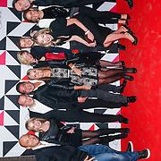 NLD/Amsterdam/20130322- Emma Fund Rasing avond 2013, Renate Verbaan en partner Winston Gerstanowitz en vrienden