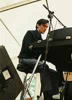 Tindersticks performing