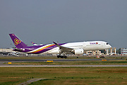 HS-THG Thai Airways International Airbus A350-941 at Malpensa (MXP / LIMC), Milan, Italy