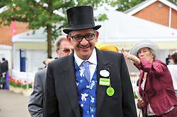 SALEH AL HOMAIZI at day 2 of the 2011 Royal Ascot Racing festival at Ascot Racecourse, Ascot, Berkshire on 15th June 2011.