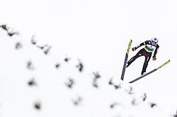 01.02.2019, Heini Klopfer Skiflugschanze, Oberstdorf, GER, FIS Weltcup Skiflug, Oberstdorf, im Bild Kamil Stoch (POL) // Kamil Stoch of Poland during the FIS Ski Jumping World Cup at the Heini Klopfer Skiflugschanze in Oberstdorf, Germany on 2019/02/01. EXPA Pictures © 2019, PhotoCredit: EXPA/ JFK