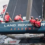 Extreme Sailing Land Rover BAR Academy