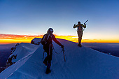 Mount Hood Climbing