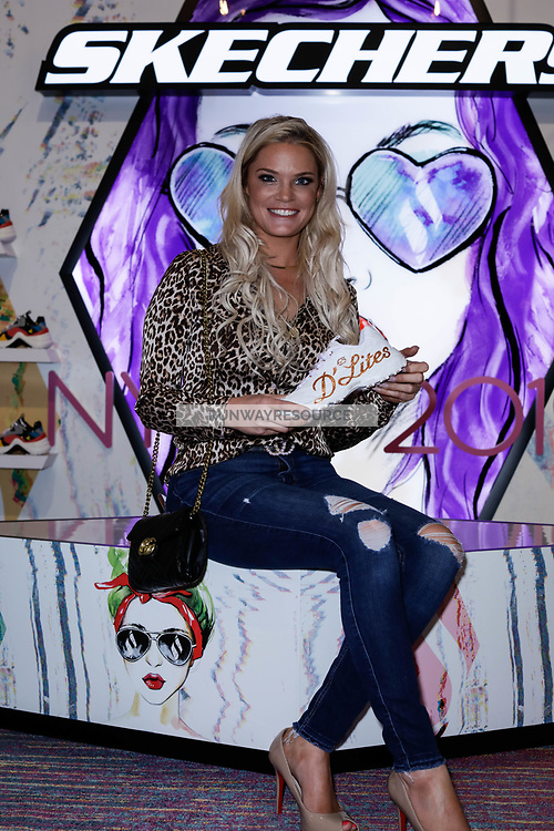 Ashley Smith  attends Klarna STYLE360 NYFW Hosts Chick And Ydamys Simo Runway Show