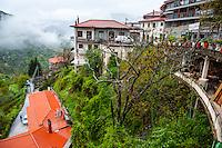 Lagkadia is a mountain village in Arcadia, Peloponnese, Greece.