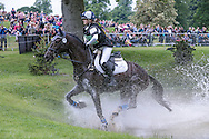 SPORTING UNO ridden by Rebecca Nicholson at Bramham International Horse Trials 2016 at  at Bramham Park, Bramham, United Kingdom on 11 June 2016. Photo by Mark P Doherty.
