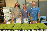 BASIL<br /> Curators: Joshua Silva, Russell Galanti and Jeremieh Hasley, UH CTAHR<br /> Chefs: The Nook and Bryan Mesa, De la Mesa