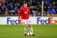 Manchester United defender Victor Lindelöf (2) during the Europa League match between Club Brugge and Manchester United at Jan Breydel Stadion, Brugge, Belguim on 20 February 2020.