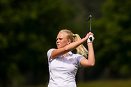 28-05-2016 Foto's van de kruisfinales in de hoofdklasse van de NGF Competitie 2016.<br /> Foto: Caroline Karsten - Dames De Pan 1. Genomen tijdens Finaleweekend NGF Hoofdklasse 2016 bij Goyer Golf & Country Club in Eemnes, Nederland.