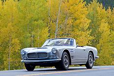 122- 1961 Maserati 3500 Vignale Spyder